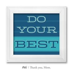 """""""Do your best."""" What's the best advice your mom gave you? In the spirit of Mother's Day, tweet the words of wisdom she passed down to you with #momswisdom or post on https://www.facebook.com/thankyoumom"""