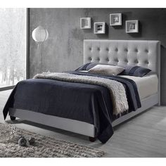682effdcc6faf1 Darby Home Co Croce Upholstered Panel Bed & Reviews | Wayfair Mattress  Covers, Bed Sizes