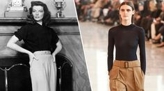 7 Old Hollywood Stars Who Inspired Fall 2014 Fashion Trends | StyleCaster