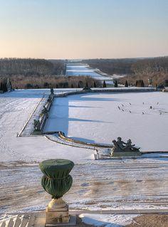 Versailles Winter