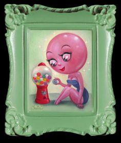 Bubblegum by Nouar