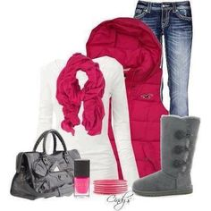 I just love everything! #outfit #fashion I would weAr this in the winter definitely me