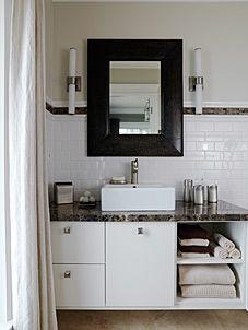 Sarah Richardson Design - West Coast Classic - Boy's Bathroom