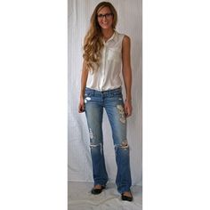 Abercrombie and Fitch boot cut jeans 2 long Abercrombie and Fitch boyfriend boot cut distressed jeans in size 2 tall. Good condition. Abercrombie & Fitch Jeans Boot Cut