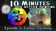 Better Drawing Colour Harmony - 10 Minutes To Better Painting - Episode 5 How To Dr, Easy Pictures To Draw, The Secret History, Learn Art, Color Harmony, Easy Drawings, Realistic Drawings, Pencil Drawings, Cute Animal Drawings