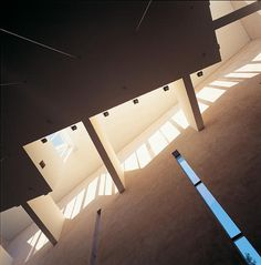<p>A light trough at St. Michael Church & Parish Centre, Helsinki, Finland, 1988, by Käpy and Simo Paavilainen.</p>