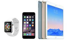 La revista Time designa al Apple Watch, el iPad Air 2 y el iPhone 6 Plus como los mejores dispositivos del 2014