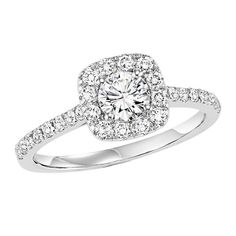 This beautiful Halo bridal ring is crafted with 42 round-cut diamonds to dazzle those around you. The ring is crafted out of White Gold and has a total diamond weight of ctw. Does not include center stone. Jewelry Center, Fine Jewelry, Star Earrings, Gold Earrings, Princess Wedding Rings, Gold Stars, Bridal Rings, Round Cut Diamond, Beautiful Earrings