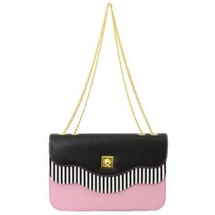 """Nila Anthony: """"Pretty in Pink Bag"""" Molly Ringwald's got nothing on you in this bag."""