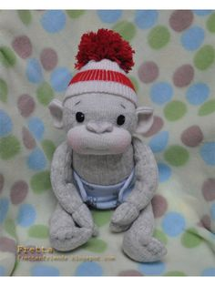 Sock Monkey.