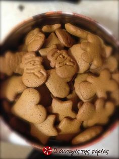 Gingerbread Cookies, Peanut Butter, Cereal, Xmas, Vegetables, Breakfast, Desserts, Recipes, Food