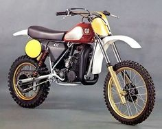 81 Husqvarna CR 430.  Best MX bike I've owned.  Would gladly ride it today.
