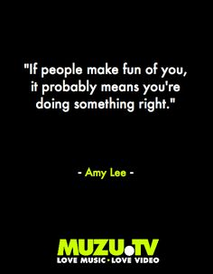 An Inspirational quote from Evanescence's Amy Lee. Lyric Quotes, Words Quotes, Wise Words, Me Quotes, Lyrics, Sayings, Quotes For Kids, Great Quotes, Quotes To Live By