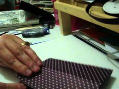 ▶ 2,4,6,8 Scallop Tag Topper Bag - YouTube