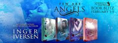 Confessions of an Ex-Ballerina: Few are Angels by Inger Iverson #Giveaway @kris10i...
