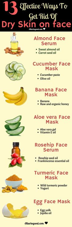 Get rid of dry skin on face using these simple remedies and get smooth, hydrated and glowing skin.