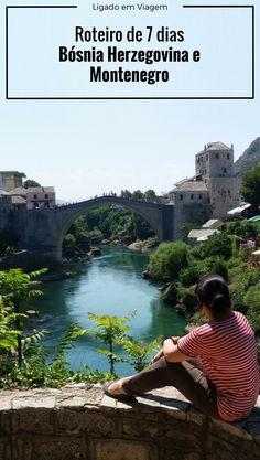 Planejamento de viagem para Bósnia Herzegovina e Montenegro, incluindo roteiro, transporte, hospedagem e principais pontos turísticos nas cidades de Sarajevo, Mostar, Blagaj, Perast, Kotor, Budva, Sveti Stefan e Počitelj.