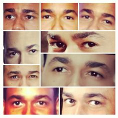 Those eyes!  Romeo Santos