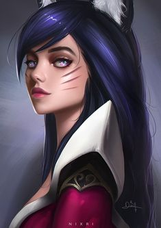 Ahri | Ари @League of Legends | Лига Легенд #LoL #ЛоЛ