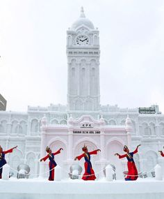 You'll forget about the cold at one of these ten awe-inspiring worldwide winter festivals, which boast ice palaces, fire circuses, and reindeer races. The Places Youll Go, Places To See, Weather Festival, Japan Holidays, All About Japan, Asia, Festivals Around The World, Travel Route, Sapporo