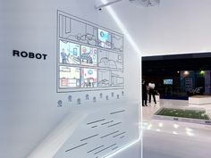 Exhibition Booth projects | Photos, videos, logos, illustrations and branding on Behance