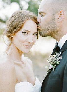 Intimate lemon orchard wedding: Samantha + Todd