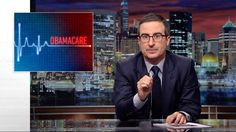 Obamacare | Congressional Republicans could soon vote to repeal Obamacare. John Oliver explores why their replacement plans are similar to a thong.