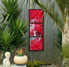 *Zen inspired outdoor art