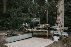 Wild garden outdoor wedding, The Hyde Estate, Boho Bride, Louise Scott Wedding Drink Menu, Lover Dress, Tipi Wedding, Wedding Decor, Wedding Flowers, Bohemian Bride, Fine Art Wedding Photography, Hyde, Outdoor Gardens