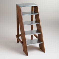 Davis Accent Ladder | World Market 89.99