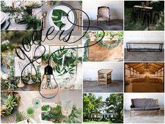 Green Garden Party