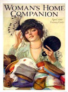 Woman's Home Companion cover