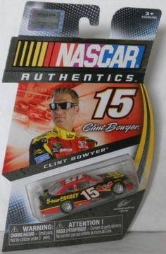 2012 Clint Bowyer #15 Five 5 Hour Energy Paint Scheme 1/64 Scale Diecast Toyota Camry NASCAR Authentics by Spin Master. $14.99. 2012 Clint Bowyer #15 Five 5 Hour Energy Paint Scheme 1/64 Scale Diecast Toyota Camry NASCAR Authentics. Hood and Trunk DO NOT open. 2012 Clint Bowyer #15 Five 5 Hour Energy Paint Scheme 1/64 Scale Diecast Toyota Camry NASCAR Authentics