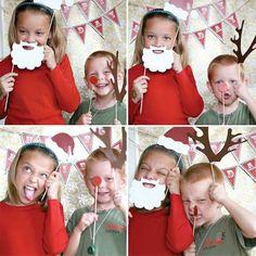 Christmas card - me and Charlie?