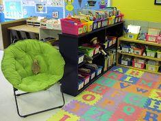Keen On Kindergarten: Classroom Pics!