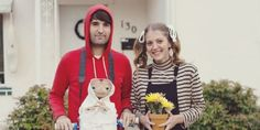 Halloween Costumes for Couples That Are Actually Brilliant