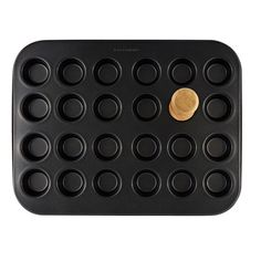 Get creative in your kitchen with the Soffritto Muffin Pan, 24 Cup. Muffin Pans, Mini Muffin Pan, Kitchen Necessities, Baking Accessories, Mini Muffins, Tray Bakes, Dishwasher, Superior Quality, Freezer