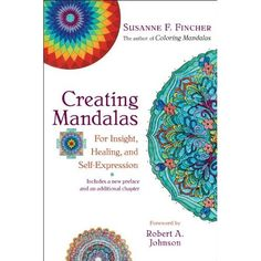 An art therapist whom I admire -put together tons of helpful info on how to use mandalas for self-healing and how to interprete them yourself.