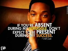 Food for thought by Will Smith