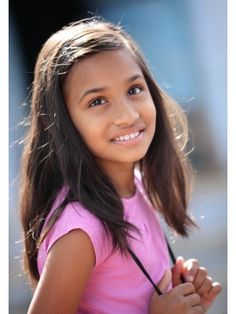 Indian Girl's Long Hair Styles
