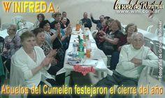 Capacitación para coordinadores de Centros Cumelén