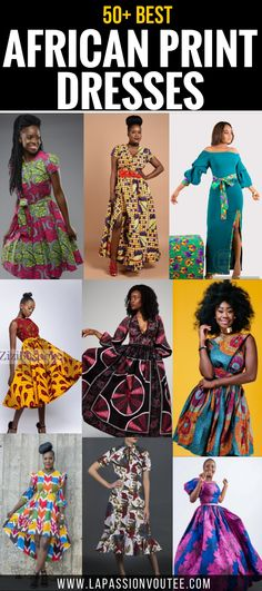 In recent years, we have seen the influx of African print clothing in mainstream fashion.