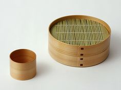 JAPANESE STYLE TABLE WARE :   MAGEWA SOBA SARA & SOBA CHOKO / OODATE KOUGEISYA