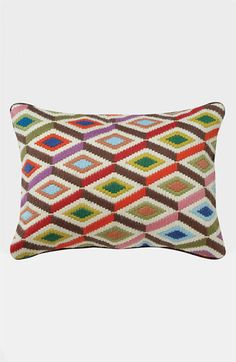 Jonathan Adler 'Bargello Diamonds' Pillow available at #Nordstrom