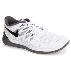 78c206ffd8f2 Buy Nike  Free 5.0 14  Running Shoe (Women) White  Grey 10.5 M