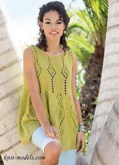 Tunic knitting pattern free