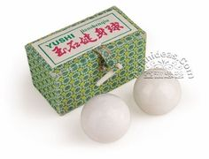 Today's Feature Product : Natural Stone Baoding Balls    Baoding balls, also know as Chinese stress balls, Chinese health balls, Chinese exercise balls, or even Chinese therapy balls, originated in the Chinese city of Baoding during the Ming Dynasty (1368-1644 AD). According to traditional Chinese beliefs, the vital organs of the human body are all connected to the fingers and feet.    http://www.asianideas.com/baodingballs.html