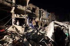 Ascienden a 127 los muertos en atentados en Siria