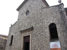 Vico nel Lazio, Collegiata San Michele Arcangelo - foto di RomeSnowShower