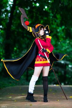 Kushie Megumin Cosplay Photo - Cure WorldCosplay